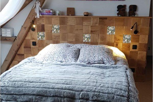 122 tete de lit 15x15 papier peint
